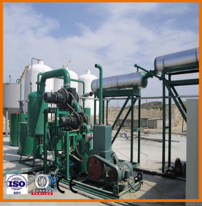 Hot Sell Waste Black Engine Oil Recycling Plant pictures & photos