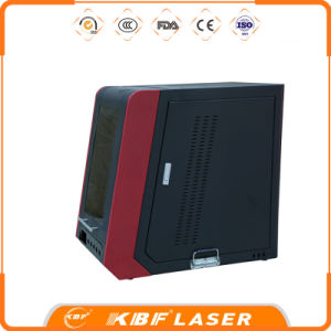 High Efficiency 20W Minni Fiber Laser Marking Machine with High Speed pictures & photos