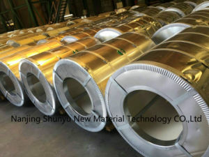 Prepainted Galvanized Iron Coil/PPGL Steel Sheet in Coils with Competitive Price pictures & photos