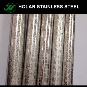 Stainless Steel Ecthing Tube for Decoration pictures & photos