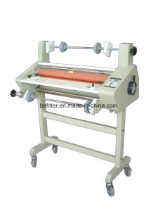 FM-650 650mm 25.5inch hot roll laminator pictures & photos