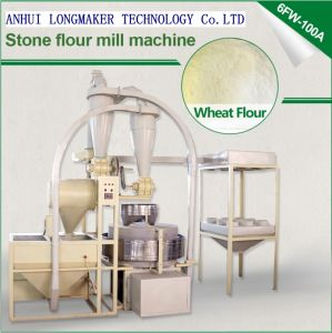 Corn Rice Automatical Electrical Stone Flour Mill for Sale High Quality Low Price Natural Persuit Wh/Wheat Stone Powder Machine/Flour Mill Machine/Wheat Flour pictures & photos