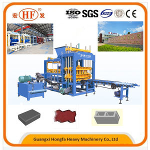 (QT5-15) Engineering & Construction Machinery and Concrete Block Machine pictures & photos