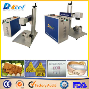 10W 20W Fiber Laser Marker Plastic/Stainless Steel Sale Price pictures & photos