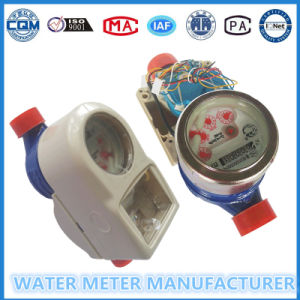 Lxsg Remote Reading Smart Digital AMR GPRS Water Meter pictures & photos