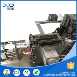 High Quality Vertical Type Fully Auto Alcohol Swab Pad Making Machinery pictures & photos