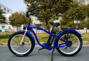 Mountain Electric Bicycle with Brushess Motor pictures & photos