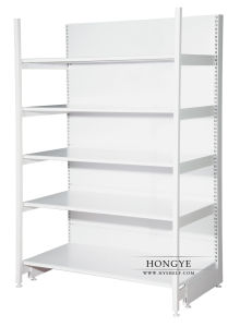 Heavy Duty Metal Display Shelf Supermarket Display Rack (OW-A02) pictures & photos