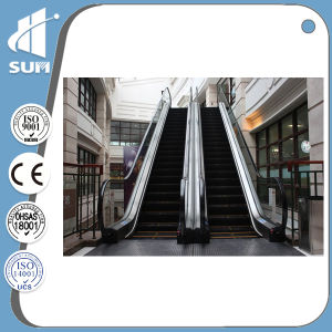 for Shopping Mall Using Speed 0.5m/S Vvvf Indoor Commercial Escalator pictures & photos