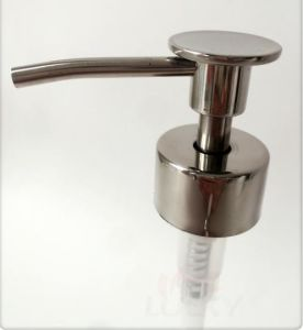 Stainless Steel Lotion Pump 28/410 pictures & photos