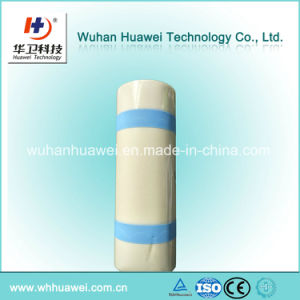 Medical Surgical Incision Dressing PU Film Roll Raw Material for Wound Dressing pictures & photos