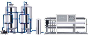 RO System Water Treatment Machine 4000L/H