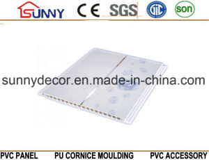 Plastic False Ceiling PVC Board Transfer Printing PVC Panels pictures & photos