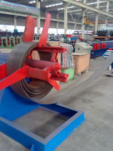Gutter Roll Forming Machine/Ridge Cap Machine with PLC Control pictures & photos