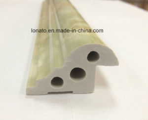 Beauty Marble Color PVC Foam Moulding Cornice From China pictures & photos
