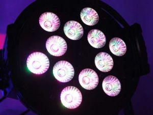 12X15W Aluminum PAR LED Rgbawuv for Wedding Club Decoration pictures & photos