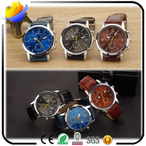 Hot Sell New Style Men′s Quartz Watch pictures & photos