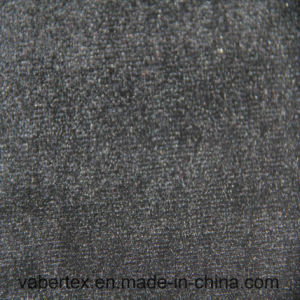 Cut Velvet Plain Dyed Home Textile Upholstery Sofa Fabric pictures & photos
