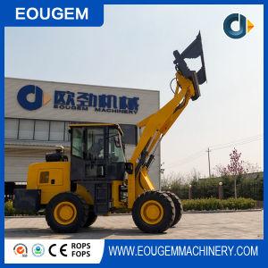 Eougem Wheel Loader Log Loader Gem930 Zl20 2ton pictures & photos