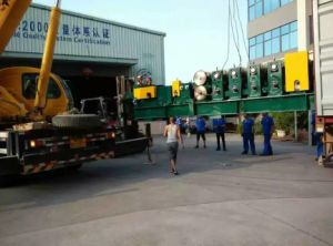 Hot Sale Floor Decking Machine for Steel Structure pictures & photos