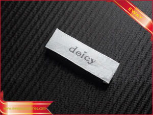 Clothing Printed Label Soft Cotton Printed Label pictures & photos
