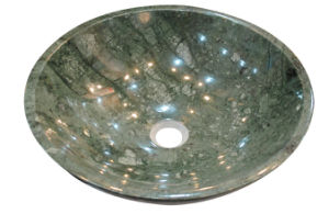 Natural Vessel Marble Stone Sanitary Sinks for Bathroom/Kitchen pictures & photos
