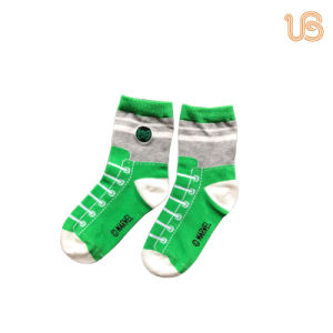 100% Cotton of Colorful Socks for Children pictures & photos