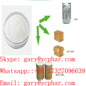Anti Estrogen CAS 82640-04-8 Raloxifene Hydrochloride for Breast Cancer Osteoporosis