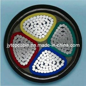 Aluminium Conductor XLPE Insulated Awa Aluminum Steel Wire Armoured Cable pictures & photos