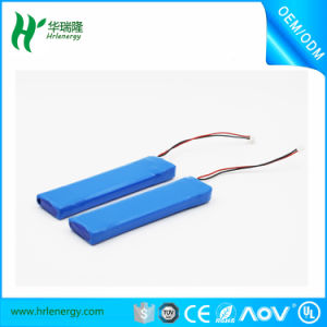 7.4V 400mAh 1500mAh 341772 Lithium Polymer Li-Po Rechargeable DIY Battery for Pad GPS PSP Video Game E-book Tablet PC Power Bank pictures & photos