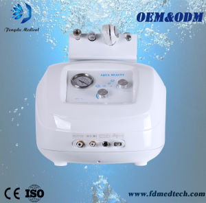 4 in 1 Small Bubbles Water Dermabrasion Facial Cleansing Equipment pictures & photos