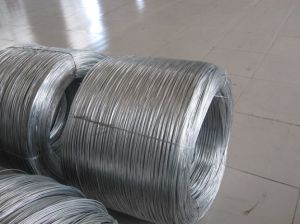 Galvanized High Carbon Steel Wire for Armoured Cable pictures & photos