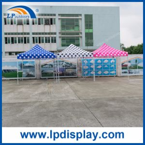 Logo Printed Pop up Canopy for Trade Show pictures & photos