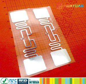 EPC1 GEN2 Ad-171m5 Impinj Monza 5 Passive UHF RFID Label pictures & photos