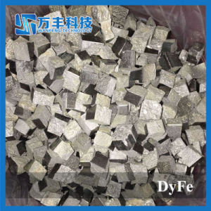 Made in China Factory Price Dy-Fe Dysprosium Ferrum Alloy for Sale pictures & photos
