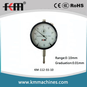 0-10mm Dial Indicator with 0.01mm Graduation pictures & photos