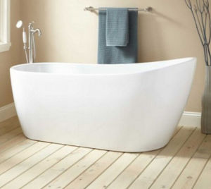 One End Slipper Freestanding Bathtub pictures & photos