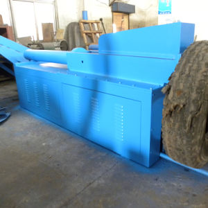 Ls Single Hook Debeader Pull out Bead Wire Tire Recycling Plant pictures & photos