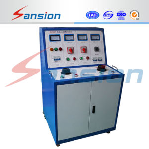 Hv/LV Switch Cabinet Test Bench