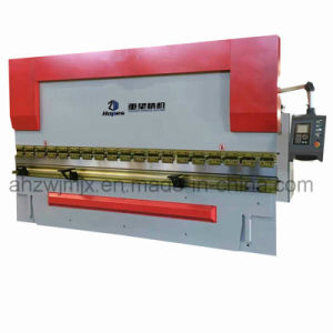 Wc67k 250t/6000 Torsion Axis Servo CNC Press Brake