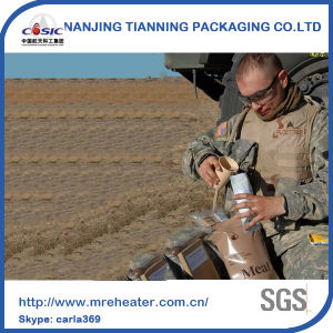 Water Reactive Military Mre Flameless Ration Heater Bag pictures & photos