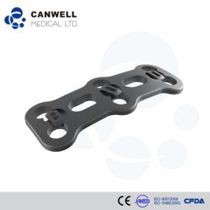 Anterior Titanium Cervical Plate (6holes) Surgical Premium Spine Titanium Orthopedic Implants pictures & photos
