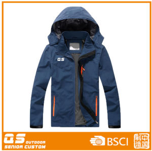 Large Size Windproof Sports Jackets for Men pictures & photos