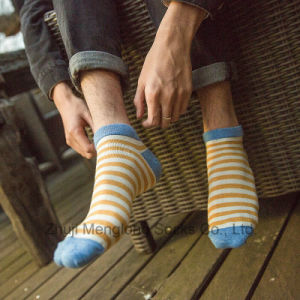 OEM Men Sport Socks Low Cut Cotton Socks for Everyday Dress