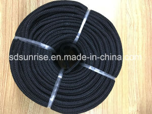 High Flexibility PP Braided Ropes Withcore Inside pictures & photos
