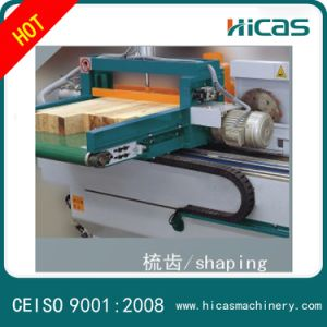 Manual Finger Joint Machine Finger Joint Panel Machine pictures & photos