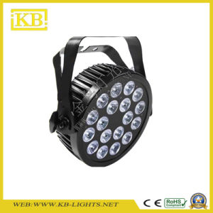 18PCS*15W RGBWA Waterproof PAR Light for Outdoor pictures & photos