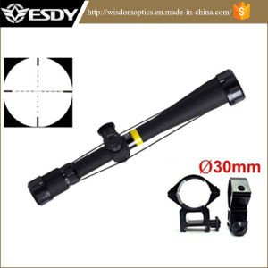 Tactical 8-32X44 Ao Mil-DOT Side Wheel Focus Rifle Scope Sight 20mm Rail Mount pictures & photos