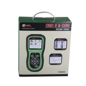 Professional Yd509 Obdii Eobd Can Auto Code Reader Scanner with Multi-Languages Online Update pictures & photos