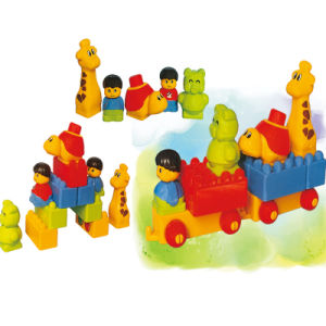 China Gold Supplier Children Happy Building Blocks Toy pictures & photos